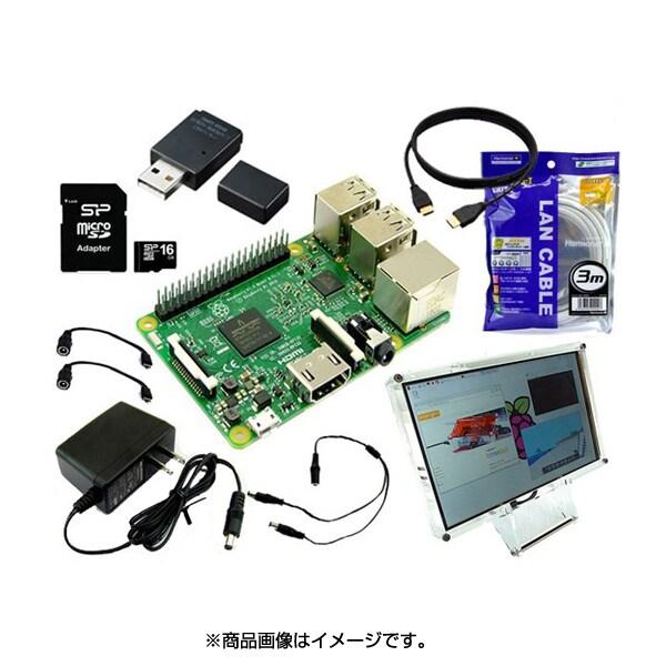 RASPi3-ULT [Raspberry Pi 3 スターターセット]
