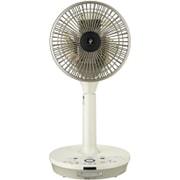 PJ-G2DBG-C [コンパクト3D扇風機 コードレス プラズマクラスター7000 DCモーター リモコン付き ベージュ系]