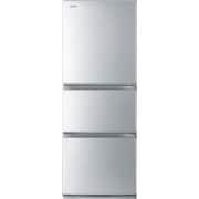 GR-K33S(S) [VEGETA(ベジータ) 冷凍冷蔵庫 (330L・右開き) 3ドア シルバー]