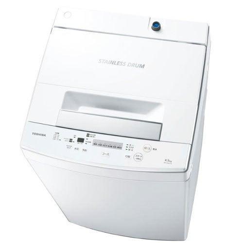 AW-45M5(W) [全自動洗濯機 4.5kg ピュアホワイト]