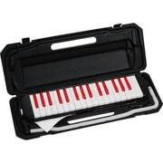 P3001-32K/BKRD [鍵盤ハーモニカ 32鍵盤 MELODY PIANO(メロディーピアノ) ブラック/レッド]