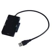 AOK-HDUSB-U3AD [2.5'' 3.5'' SATA対応 USB3.0 ハードディスク変換アダプタ]
