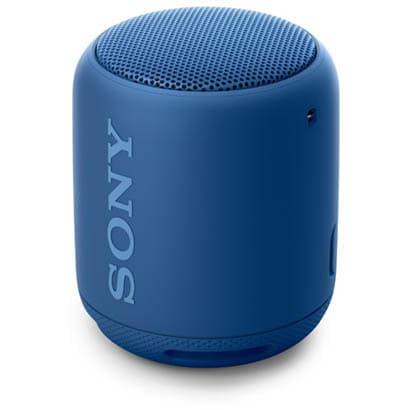SRS-XB10 LC [Bluetooth対応 ワイヤレス スピーカー ブルー]