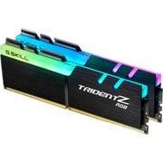F4-2400C15D-16GTZR [GSKILL TriZ RGB DDR4-2400 8G×2]