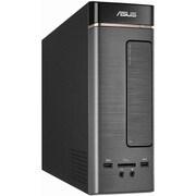 K20CE-J3060 [デスクトップパソコン K20CE Celeron プロセッサー J3060/メモリ 4GB/HDD 1TB/Windows 10 Home 64ビット/ダークシルバー]