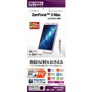 T785553K [ASUS ZenFone3 Max ZC553KL 液晶保護フィルム 指紋・反射防止]