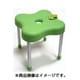 レボルク シャワーチェア Sサイズ グリーン(1コ入)