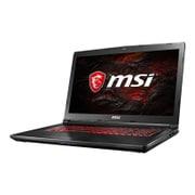 GL62-7RDX-1079JP [ゲーミングノートパソコン 15.6インチ/Core i7-7700HQ/GeForce GTX 1050搭載/メモリ 8GB/HDD 1TB/DVDスーパーマルチドライブ/Windows 10 Home 64ビット/ブラック]