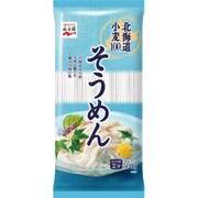 北海道小麦100%そうめん 500g
