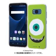 IN-DGS8H/MI [Galaxy S8 TPUケース ディズニー マイク クローズアップ]