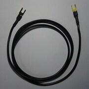 PS-EA-1.2(B) [オーディオ用アース線(OFC線)1.2m黒色]