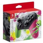 Nintendo Switch専用 Nintendo Switch Proコントローラー スプラトゥーン2エディション