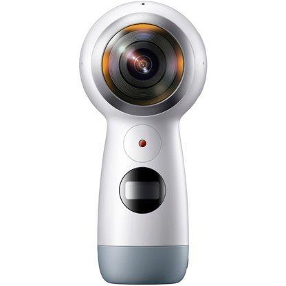 SM-R210NZWAXJP [4K対応360°カメラ Gear 360(2017)]