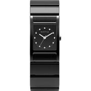 WN-WT11B [wena wrist(ウェナ リスト) Three Hands Square Premium Black]