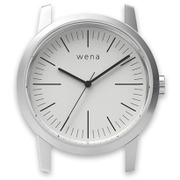 WN-WT01W-H [wena wrist(ウェナ リスト)用ヘッド Three Hands White Head]