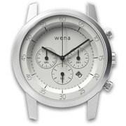 WN-WC01W-H [wena wrist(ウェナ リスト)用ヘッド Chronograph White Head]