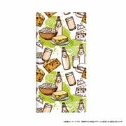 LP-GS8LD014 [Galaxy S8 薄型デザインPUレザーケース 「Design+」 milk products]