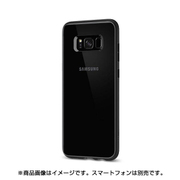 Galaxy S8 Ultra Hybrid Matte Black [Galaxy S8 用ケース]