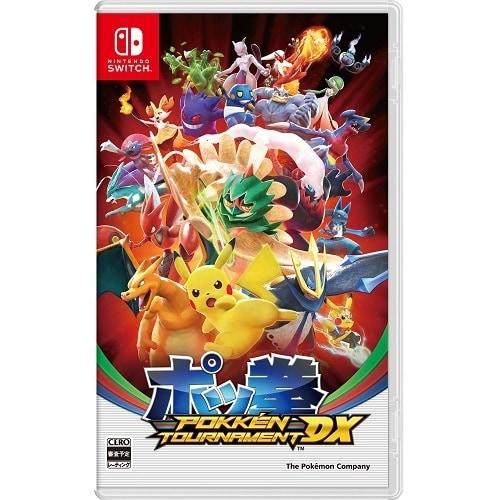 ポッ拳 POKKEN TOURNAMENT DX [Nintendo Switchソフト]