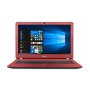 ES1-533-N14D/R [Aspire ES 15 15.6型/Celeron N3350/メモリ 4GB/HDD 500GB/DVD±R/RW ドライブ/Windows 10 Home 64ビット/KINGSOFT Office 2013 Standard/ローズウッドレッド]