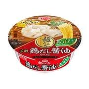 麺ごこち 糖質50%オフ 芳醇鶏だし 醤油ラーメン 84g [カップめん]