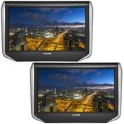 SXH10T [10.1型 WXGA液晶 HDMI シートバック・リアビジョン(2台パック)]