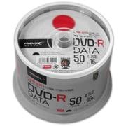TYDR47JNP50SPMG [TYシリーズ DVD-R データ用 16倍速 4.7GB ホワイトワイドプリンタブル スピンドルケース 50枚]