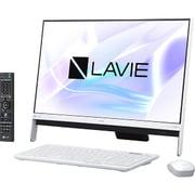 PC-DA370HAW [LAVIE Desk All-in-one DA370/HAシリーズ /23.8型ワイド/Celeron-3865U(1.8GHz)/メモリ 4GB/HDD 1TB/DVDスーパーマルチ/Windows 10 Home 64ビット(Creators Update適用済み)/office Personal Premium プラス Office 365 サービス/ホワイト]