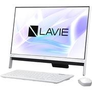 PC-DA350HAW [LAVIE Desk All-in-one DA350/HAW/23.8型ワイド/Celeron-3865U(1.8GHz)/メモリ 4GB/HDD 1TB/DVDスーパーマルチ/Windows 10 Home 64ビット(Creators Update適用済み)/office Personal Premium プラス Office 365 サービス/ホワイト]