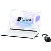 PC-NS100H2W [LAVIE Note Standard NS100/H2W/15.6型ワイド/Celeron-3865U(1.8GHz)/メモリ 4GB/HDD 500GB/DVDスーパーマルチ/Windows 10 Home 64ビット(Creators Update適用済み)/office H&B Premium プラス Office 365 サービス/ホワイト]