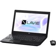 PC-NS850HAB [LAVIE Note Standard NS850/HAB/タッチパネル式 15.6型ワイド/Core i7-7567U(3.5GHz)/メモリ 8GB/HDD 1TB(SSHD)/ブルーレイドライブ/Windows 10 Home 64ビット(Creators Update適用済み)/office H&B Premium プラス Office 365 サービス/ブラック]