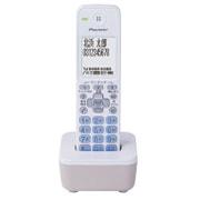 TF-EK73-W [デジタルコードレス留守番電話機 1.9GHz DECT準拠方式 増設用子機]