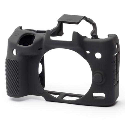 イージーカバー CanonEOS M5用 ブラック [カメラ用シリコンケース]