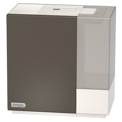 HD-RX717-T [ハイブリッド式加湿器 RXシリーズ 木造和室:12畳まで/プレハブ洋室:19畳まで プレミアムブラウン]