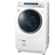 ES-H10B-WL [ドラム式プラズマクラスター洗濯乾燥機 (10kg) 左開き ホワイト系]