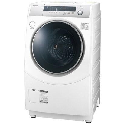 ES-H10B-WR [ドラム式プラズマクラスター洗濯乾燥機 (10kg) 右開き ホワイト系]