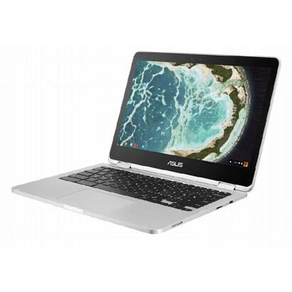 C302CA-F6Y30 [Chromebook Flip C302CA 12.5型/Core M3-6Y30/メモリ 4GB/64GB eMMC/Chrome OS/シルバー]