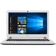 ES1-523-N14D/WF [Aspire ES 15 15.6型/AMD E1-7010/メモリ 4GB/HDD 500GB/DVD±R/RWドライブ/Windows 10 Home 64 ビット/Microsoft Office Home and Business Premium/コットンホワイト]