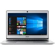 SF113-31-A14Q/S [Swift 1 13.3型/Celeron N3350/メモリ 4GB/eMMC 128GB/ドライブレス/Windows 10 Home 64 ビット/KINGSOFT Office 2013 Standard/ピュアシルバー]