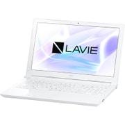 PC-NS300HAW [LAVIE 15.6型ワイド/Core i3/メモリ4GB/HDD 1TB/DVDスーパーマルチドライブ/Windows 10 Home 64ビット/office H&B Premium プラス Office 365 サービス/エクストラホワイト]
