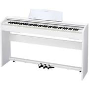 PX-770WE [電子ピアノ Privia ホワイトウッド調]