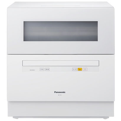 NP-TH1-W [食器洗い乾燥機 卓上型 ECONAVI(エコナビ)搭載 ホワイト]