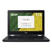 R751T-N14N [Chromebook Spin 11 11.6型/Celeron N3350/メモリ 4GB/eMMC 32GB/ドライブレス/Chrome OS/オブシディアンブラック]