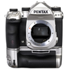 Kシリーズ最高峰のデジタル一眼レフカメラ「PENTAX K-1」に、特別仕様のシルバーカラーが登場