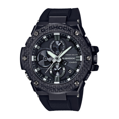 GST-B100X-1AJF [G-SHOCK G-STEEL Carbon Edition BLE]