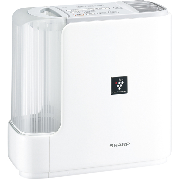 HV-G50-W [ハイブリッド式加湿機 レギュラータイプ プラズマクラスター搭載 木造和室8.5畳/プレハブ洋室14畳まで 500mL/h ホワイト系]