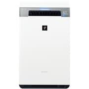 KI-HX75-W [加湿空気清浄機 プラズマクラスター 加湿空気清浄28畳まで/空気清浄34畳まで ホワイト系]