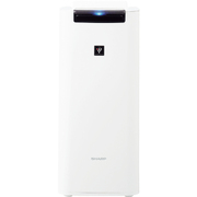 KI-HS40-W [加湿空気清浄機 プラズマクラスター 加湿空気清浄18畳まで/空気清浄18畳まで ホワイト系]