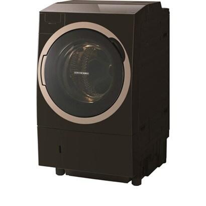 TW-117X6L(T) [ドラム式洗濯乾燥機 ZABOON(ザブーン) 左開き (洗濯11kg・乾燥7kg) グレインブラウン]