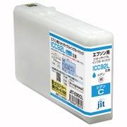 JIT-E92CL [エプソン ICC92L 互換 リサイクルインクカートリッジ シアン]